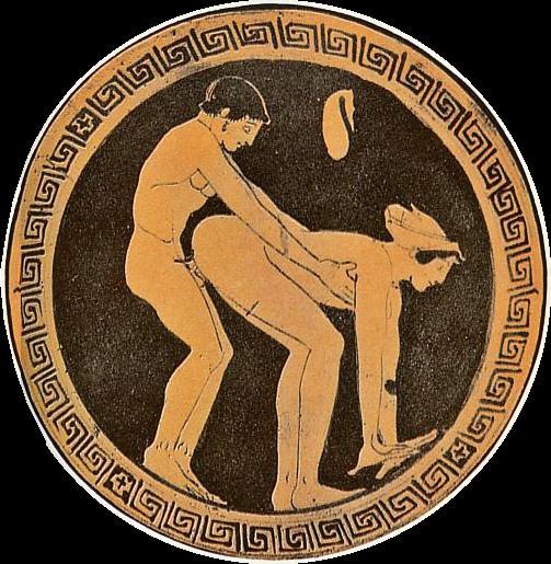 セックスで射精しやすい体位-立ち後背位(立ちバック)